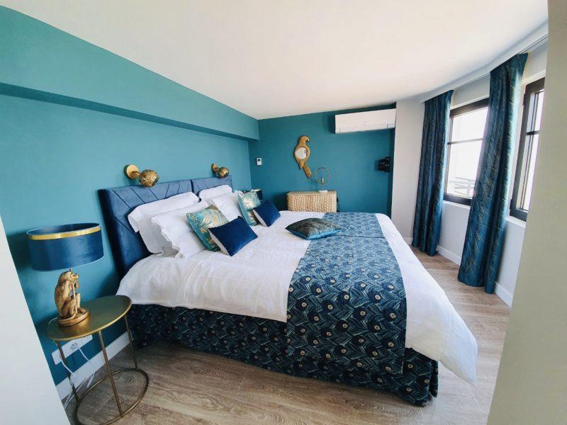 Seaside resort-Le Paquebot-Cabins 102-202-Villerville-Normandy-Deauville