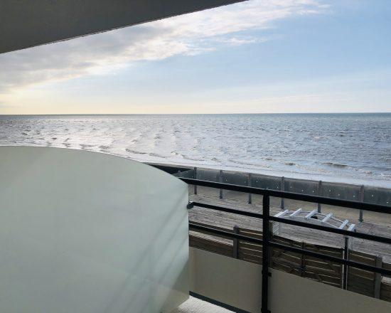 Seaside resort-Le Paquebot-Cabins 103-203-Villerville-Normandy
