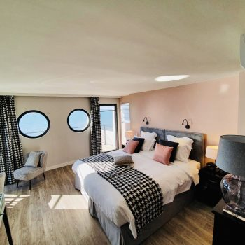 Seaside resort-Le Paquebot-Exclusive Cabins-Villerville-Normandy