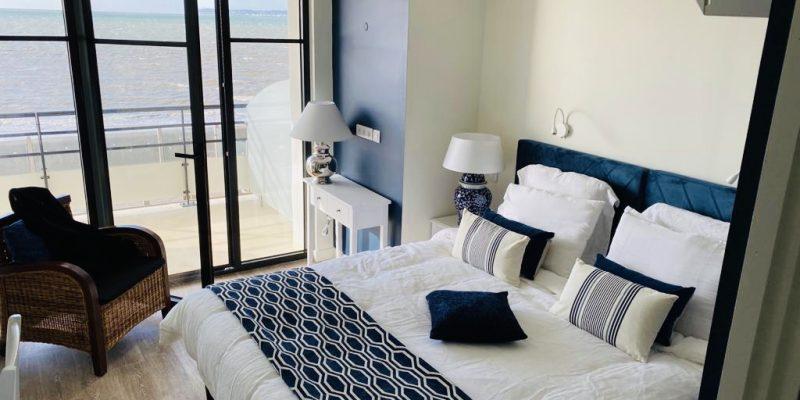 Seaside resort-Le Paquebot-Cabins 104-204-Villerville-Normandy