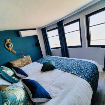 Seaside resort-Le Paquebot-Privilege Cabins-Villerville-Normandy