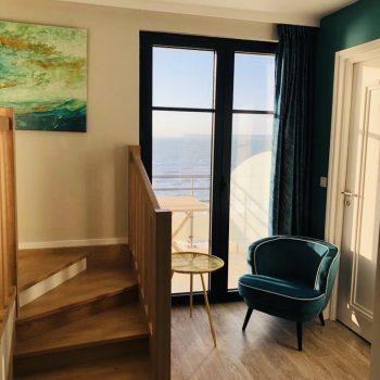 Hôtel Le Paquebot-Cabine Privilège-Villerville-Normandie