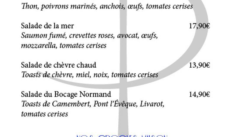 Carte-Le Paquebot-hotel-restaurant
