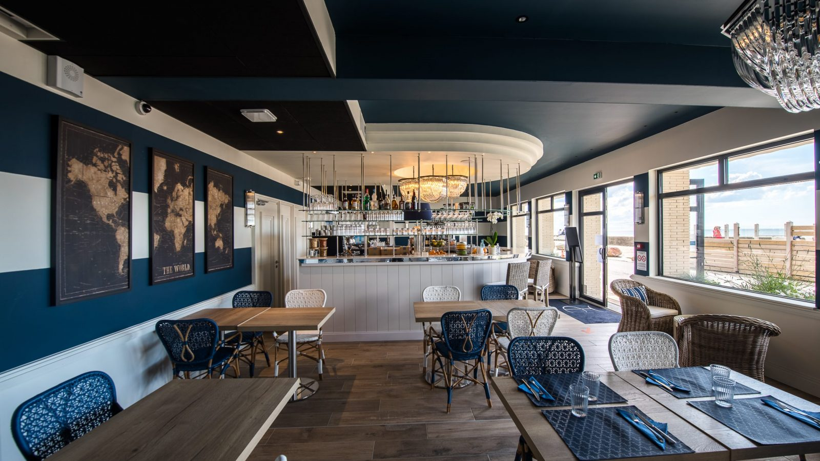 Le Paquebot-restaurant-hotel-villerville-deauville