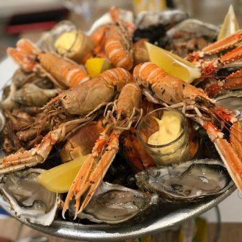 fruits de mer-le paquebot-restaurant-hotel